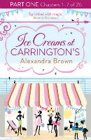 Alexandra Brown- Ice Creams at Carrington's: Part One