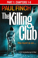 Paul Finch- The Killing Club