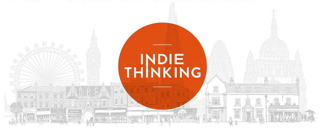 Indie Thinking Logo header