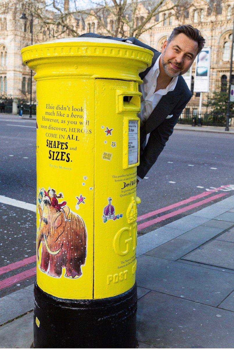 Walliams-Post-box